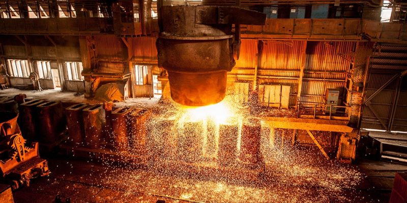 نسوز فولاد سازی